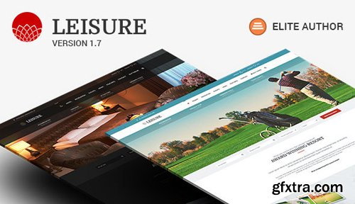 ThemeForest - Hotel WordPress Theme - Hotel Leisure v2.1.5 - 9252201