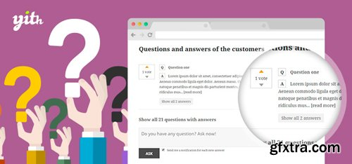 YiThemes - YITH WooCommerce Questions and Answers v1.2.3