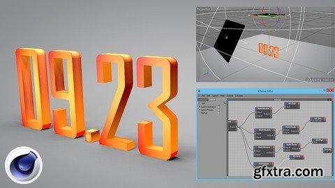Udemy - CINEMA 4D XPresso Course: Become a Better CINEMA 4D Artist