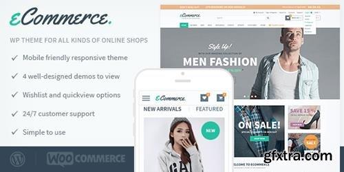 MyThemeShop - eCommerce v1.5.7 - Perfect WordPress 'eCommerce' Theme For Increasing Your Sales, Turnover and Profits