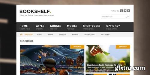 MyThemeShop - BookShelf v2.0.13 - Multipurpose WordPress Blog Theme