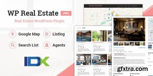 MyThemeShop - WP Real Estate Pro v1.1.12 - Real Estate Plugin for WordPress