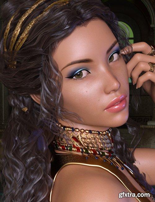 Liyana for Genesis 8 Female