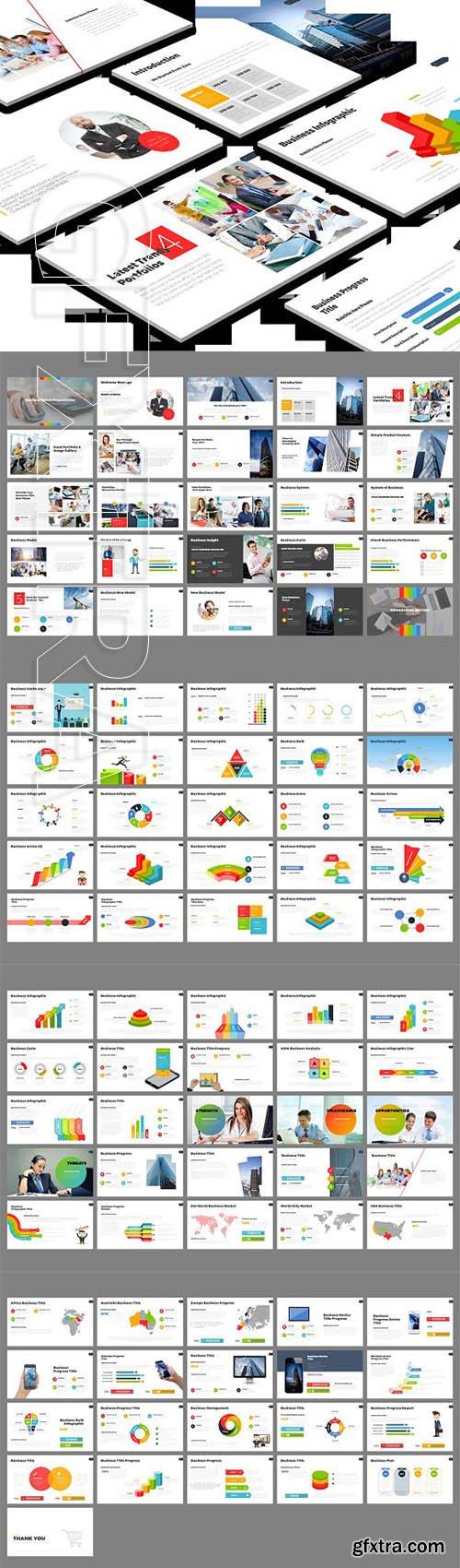 CM - Neue Startup Presentation Template 2632874