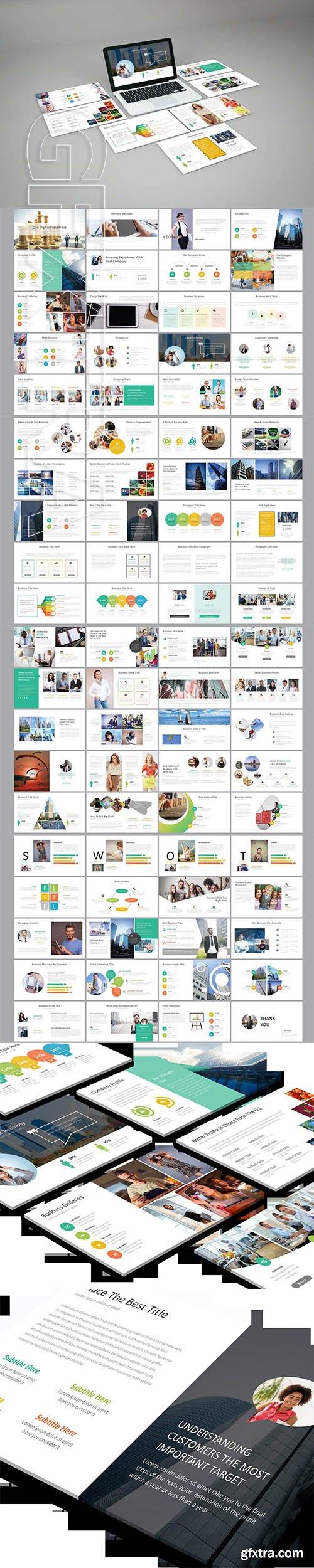 CM - Business Presentation Template 2632921