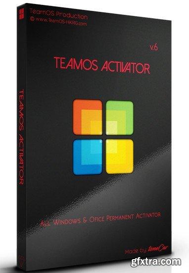 Teamos Activator 6.0