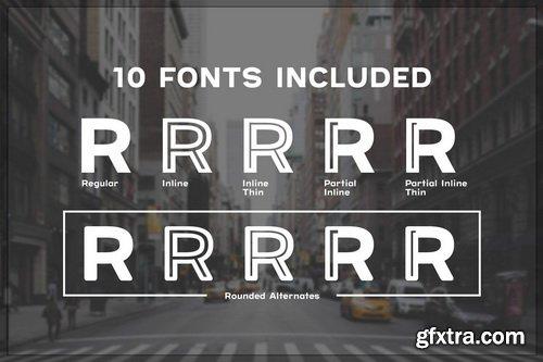 Provoke Font Family