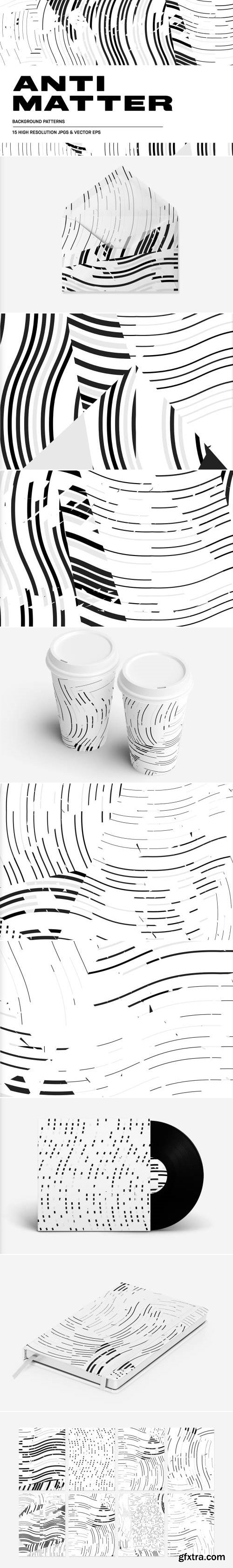 Anti Matter - Background Patterns