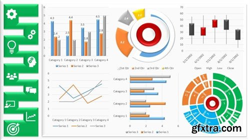 Microsoft Excel - Excel Data Analysis & Data Visualization