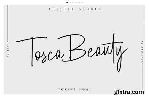 Tosca Beauty Family - 2 Fonts