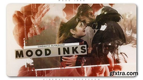 Videohive Mood Inks Cinematic Slideshow 21266771