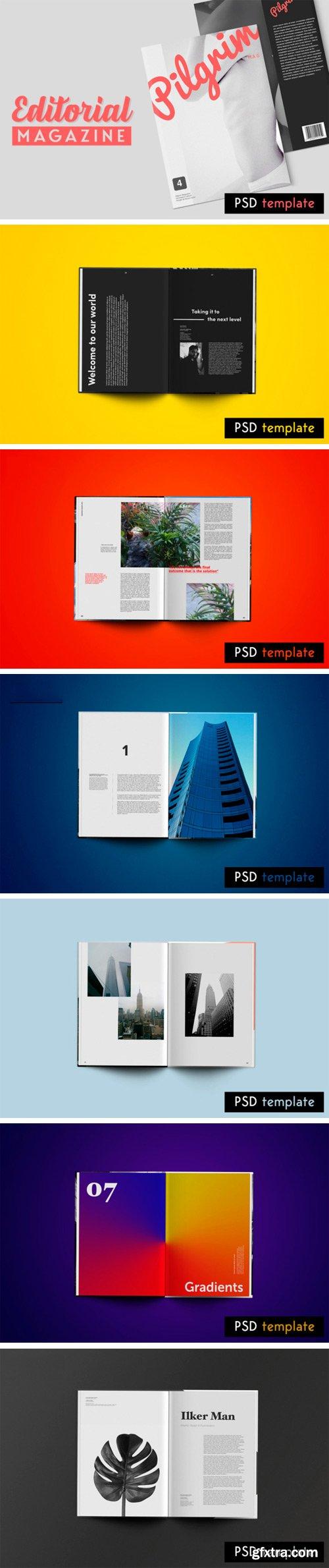 Creativefabrica - Editorial Magazine 410830