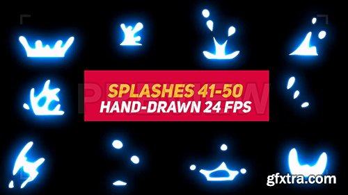 Liquid Elements 2 Splashes 41-50 87291