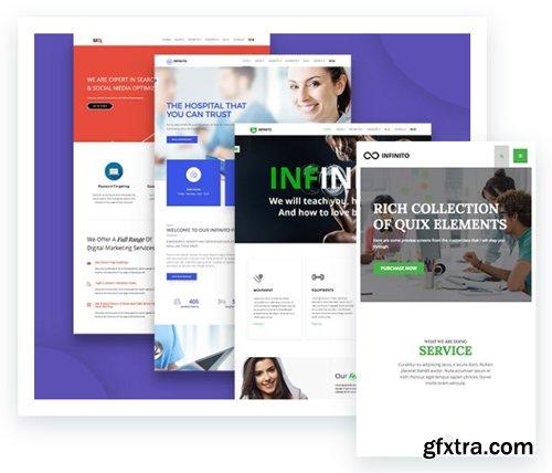 ThemeXpert - Infinito v3.2.1 - Responsive Business Joomla Template