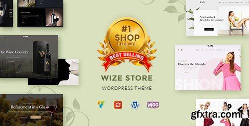 ThemeForest - WooCommerce Multipurpose Responsive WordPress Theme - WizeStore v1.6 - 19999516 - NULLED