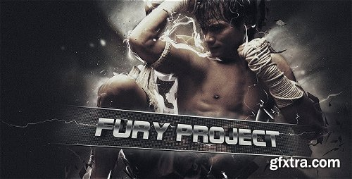 Videohive Fury 10985732