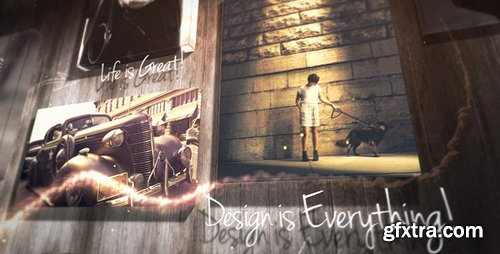 Videohive Creative Wall Gallery 19159518