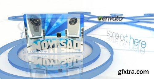 Videohive Video Display Elegant It Slide Showcase 136296