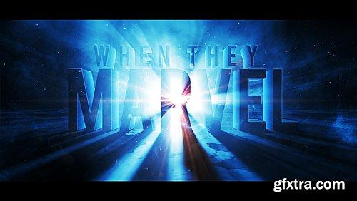 Videohive Amazing Titles 21464465