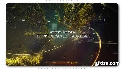Videohive Protuberance Parallax Slideshow 20466796