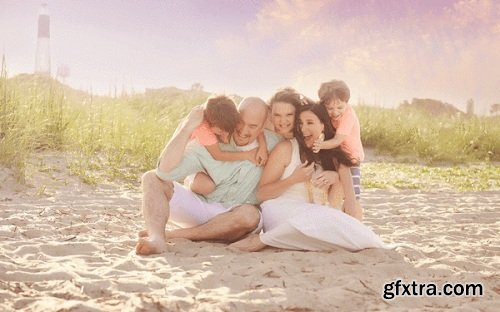 Jackie Jean Photography - The Perfect Punch Actions + Sky Overlays