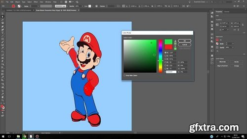 Understand the vectorization with Illustrator