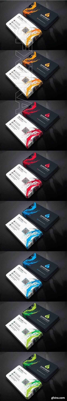 CreativeMarket - Business Cards 2606869