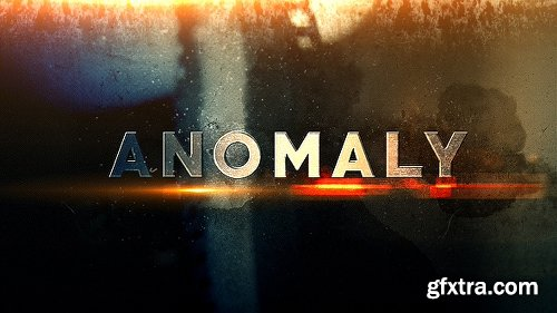 Videohive Anomaly 14585478