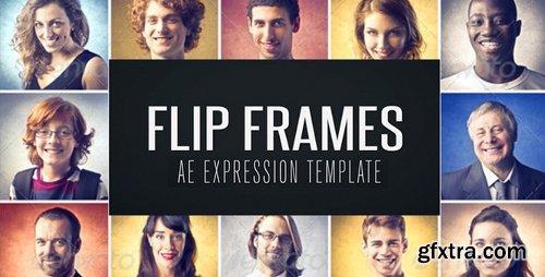 Videohive Flip Frames 7555088