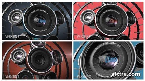 Videohive - Photography Lens Logo 2 - 20764107