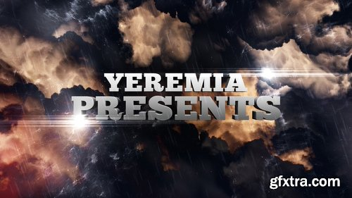 Videohive The Storm Cinematic Opener 7704832