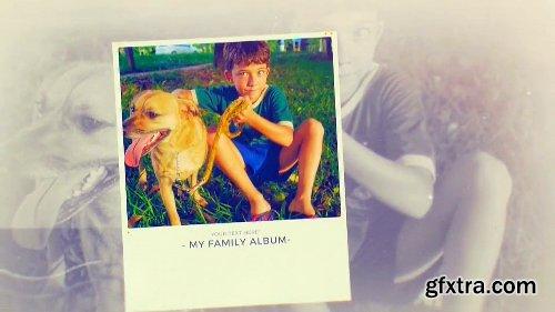 Videohive My family album v.2 18718105