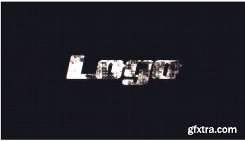 Glitched Logo - After Effects 88934