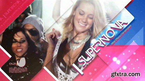 Videohive Super Nova 8182756