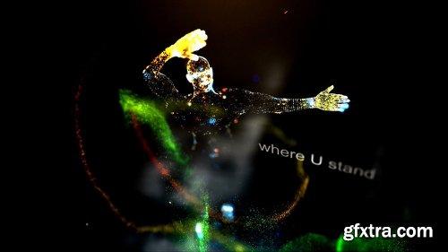 Videohive Light Dancer 21883012