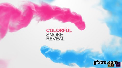 Videohive Colorful Smoke Reveal - Premiere Pro 21866654