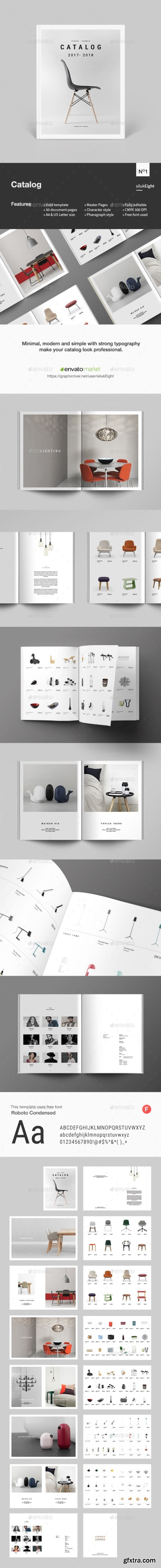 Graphicriver - Product Catalog 19987835