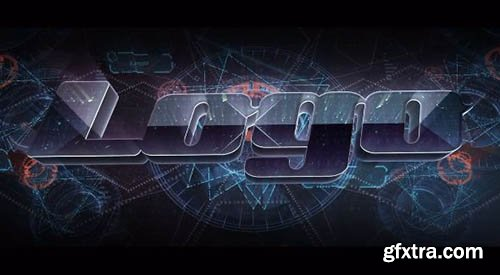 Retro Infographic Logo - After Effects 89575