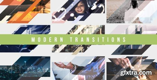 Videohive - Modern Transitions 10 Pack Volume 4 - 19316556