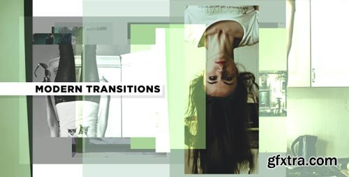 Videohive - Modern Transitions 5 Pack Volume 5 - 19721014