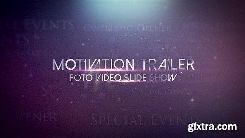 Videohive Motivation trailer 21516701