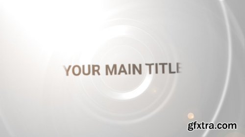 Videohive Water Ripple Title 21817763
