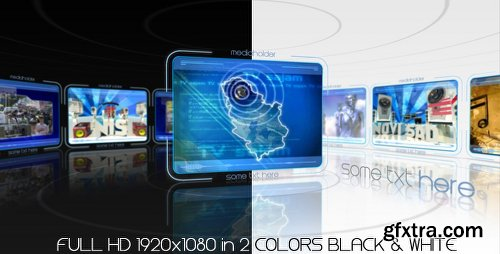 Videohive Elegant Business Presentation Room 140378