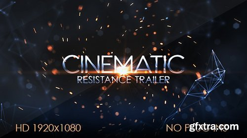 Videohive Resistance Cinematic Trailer 21124734