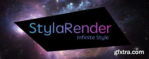 Sugarbank FX StylaRender v1.0.1 for After Effects