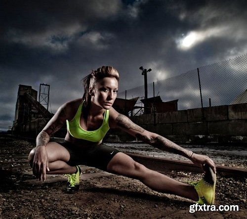 Master The Art Of Fitness Photography