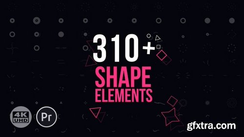 Videohive Motion Elements Pack for Premiere Pro 21931197