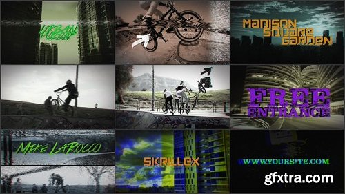 Videohive Extreme Promotion 13014523