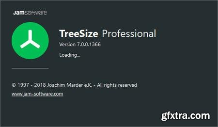 JAM Software TreeSize Professional 7.0.1.1373 (x86/x64)
