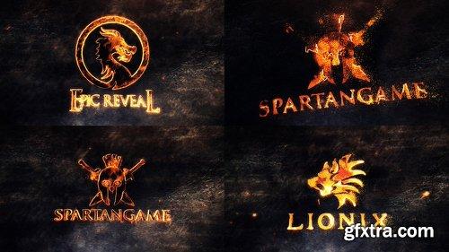 Videohive Epic Legendary Logo Reveals 21995000